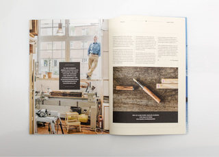 Character Magazine / Bethmann Bank / Biedermann & Brandstift