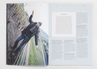 Character Magazine Issue 3 / Bethmann Bank / Biedermann & Brandstift