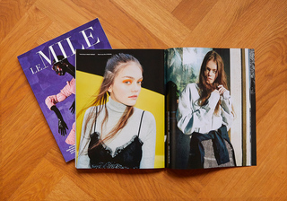 LE MILE Magazine Issue 21  http://www.milemag.com