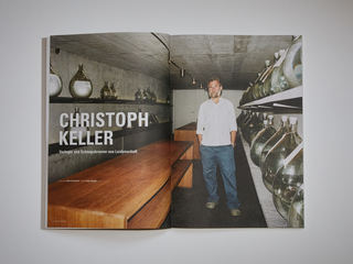 Christoph Keller for Character Magazine